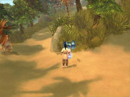 《轩辕剑5》游戏场景