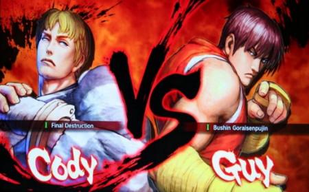 寇迪(Cody)和凯(Guy)最早曾出现在 2D 横向�灾嵊蜗贰督滞房齑�(Final Fight)》中,相信老玩家一定都还记忆犹新,Xbox LIVE Arcade 里也可以下载到这款经典游戏喔!