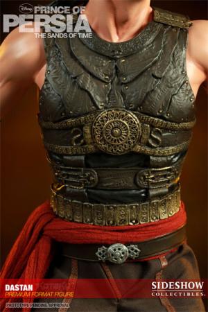 《波斯王子》塑像胸甲