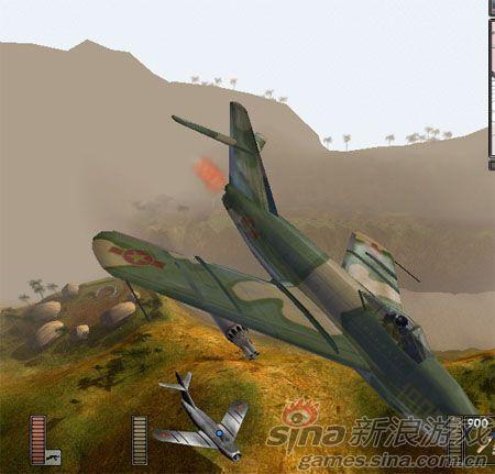 战地1942飞机怎么降落