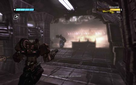 游戏中大量的爆炸场面也是令画面效果震撼力十足