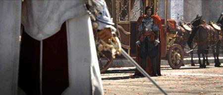 Cesare发现了Ezio