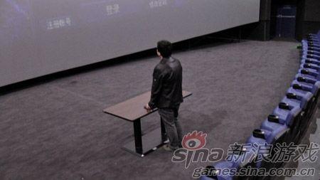 KOK会长天书包下IMAX影厅玩的就是魔界2