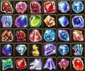 各种珍贵水晶助力玩家冒险生涯