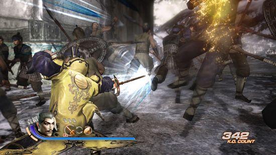 袁绍擅长的武器为细剑