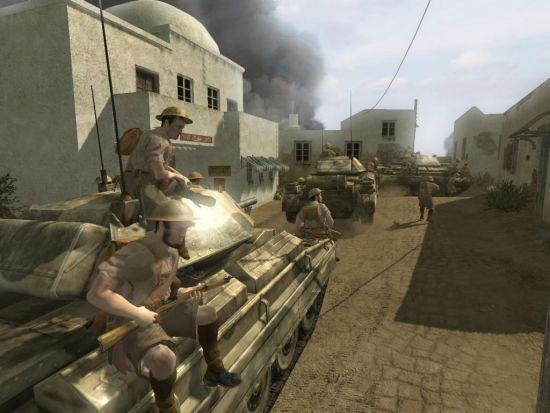 制作组将主要精力都放在了图像引擎的优化上,CoD2在当时也是为数不多支持双核处理器的游戏