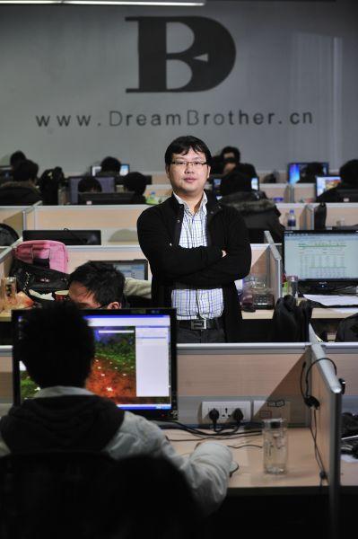 梦想兄弟CEO孟荆