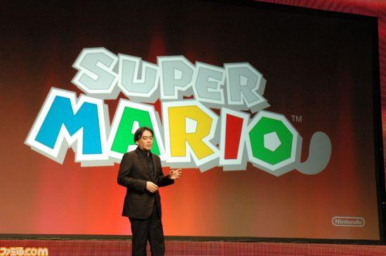 3DS版《超级马里奥》