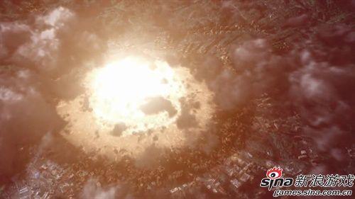 浣熊市的大爆炸