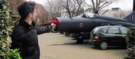 """喷气战机""""米格-21"""""""