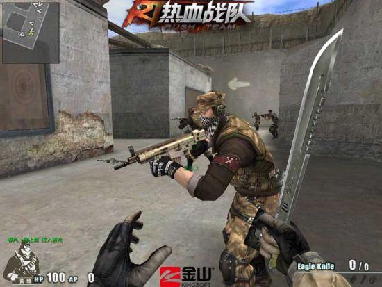 热血战队玩家游戏截图