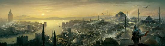《刺客信条:启示录》首批游戏截图