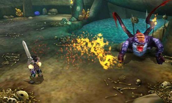 《毁灭英雄》游戏画面