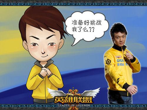 漫画版的他们穿着黄色战衣,变身可爱幼齿的小正太,相信谁都不会拒绝