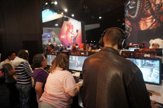 洛奇英雄传E3试玩