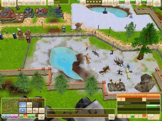 电攻:野生动物公园3打造梦中的动物园