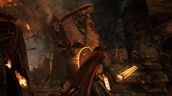 《龙之信条》最新游戏画面