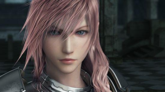《最终幻想13-2》最新英文版截图公布