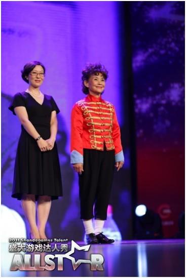 制作人刘铭与MJ奶奶为万游引力发布助阵