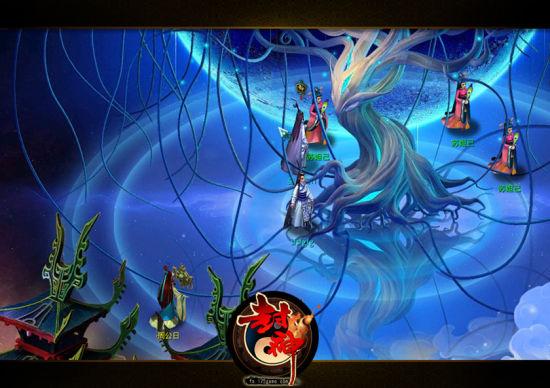 图1:1080P高清-新回合首选《封神》-开启创意新玩法-游乐场