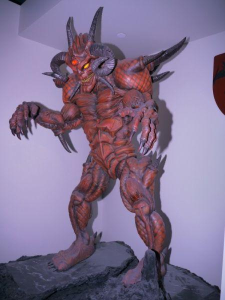 暗黑3鬼怪模型