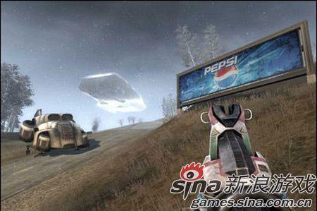 游戏内植入广告