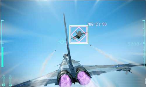 皇牌空战3D