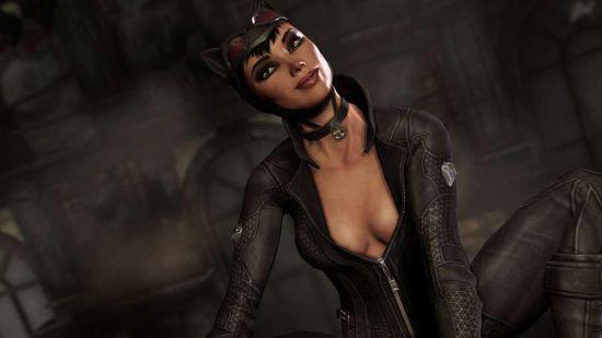 猫女登场!蝙蝠侠不再是一个人