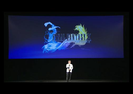 重磅大作PSV版最终幻想10公布