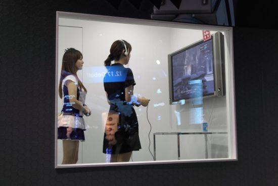 TGS2011SEGA摊位虚拟歌姬双新作登场