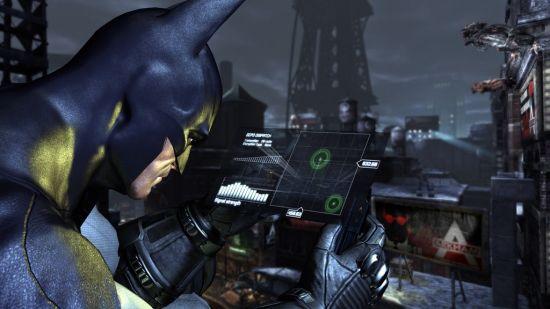 蝙蝠侠的高科技宝贝就是多