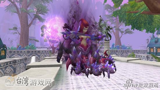08奇美拉将带着命运使徒的力量,全力发动攻势!_台湾游戏网