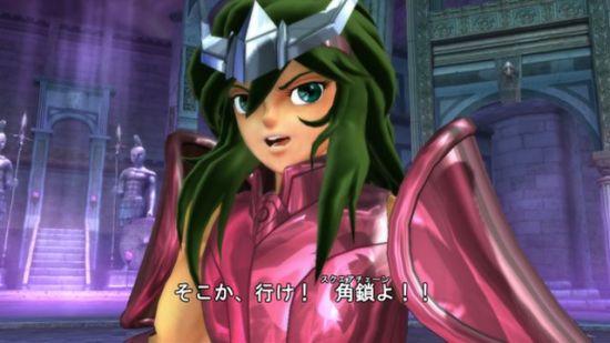 """《圣斗士星矢战记》""""新青铜圣衣""""DLC"""