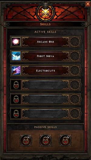 《暗黑破坏神3》技能系统综合介绍