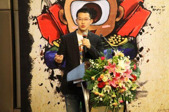 微游戏CEO徐城
