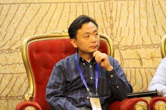 德丰杰风险投资公司投资合伙人李嵩波