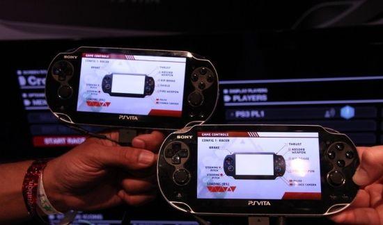 最新上市的PS Vita