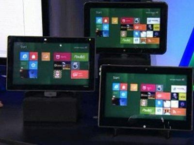 Windows 8 平板