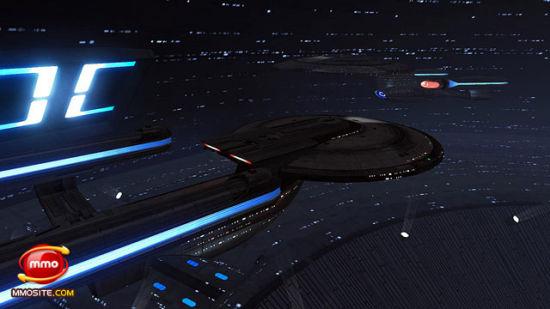 《星际迷航OL》截图