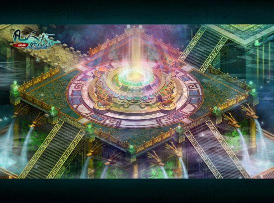 图3:《凡人修仙传》幻境秘宝
