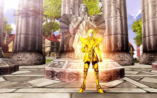 《圣斗士传说》黄金圣衣