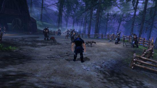 《激戰2》遊戲截圖