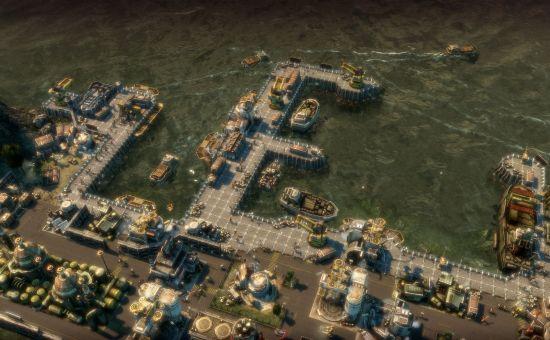 《纪元2070》资料片《深海》新情报公布