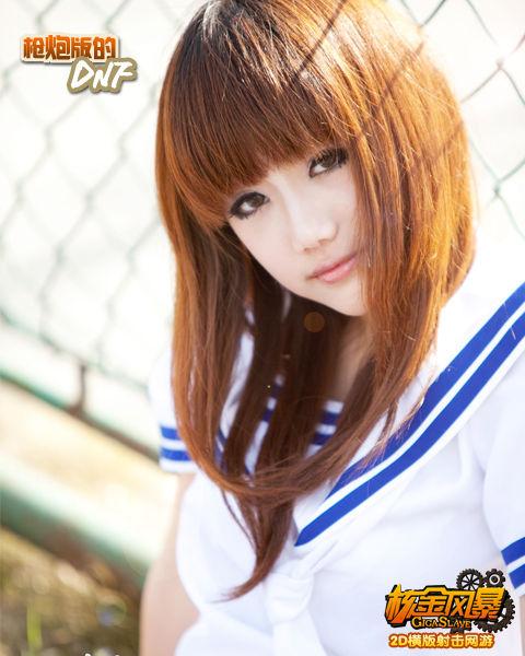 《核金风暴》——核女郎akiki