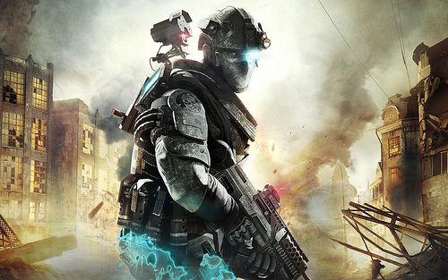《幽灵行动:未来战士》