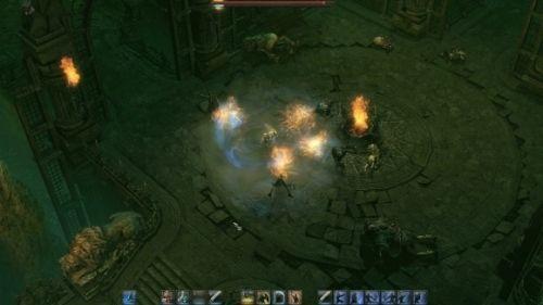 NCsoft新作《天堂:永遠》遊戲截圖(非天堂3)