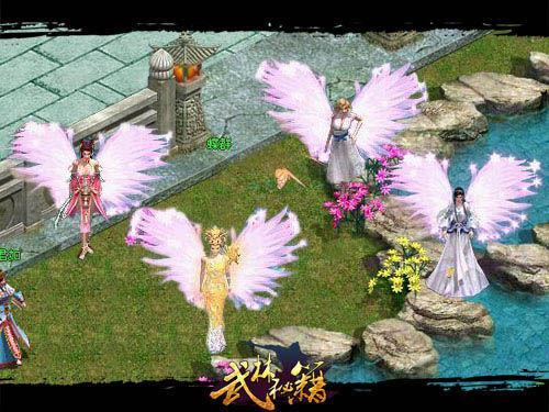 凤凰传说再现奇迹世界玩家可免费洗点