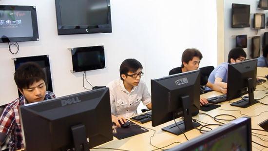 游戏体验室体验游戏