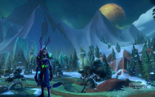 《荒野星球》遊戲截圖