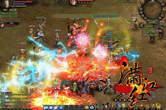 《满江红》火爆公测游戏截图